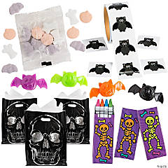 Skeleton Boo Bag Kit for 48