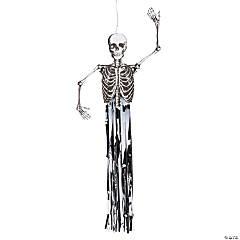 Skeleton Hanging Jointed Decoration