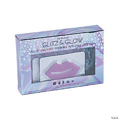 Skip the Spa™ Glitz & Glow All-in-1 Mask Set