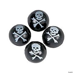 Skull & Crossbones Bouncing Balls
