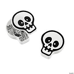 Skull-Shaped Favor Containers
