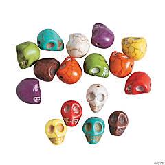Skull Stone Beads - 12mm