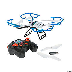 Sky Screamer Laser Hawk Quadcopter Drone