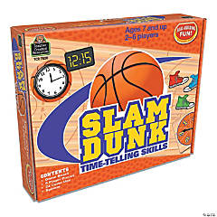 Slam Dunk! Time Telling Game