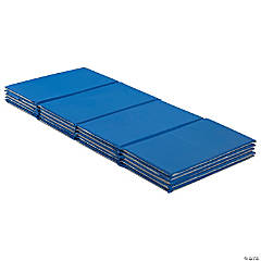 Sleepy-Time Value Folding Rest Mat, 5/8 inch thick, Carton of 5