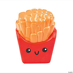 Slow-Rising Fries Scented Squishy