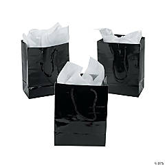 Small Black Gift Bags