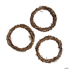 Small Branch Wreaths