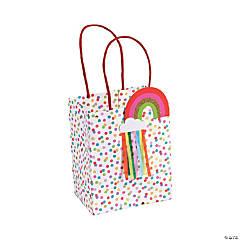 Small Confetti Gift Bags