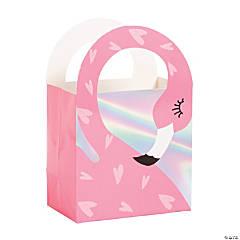 Small Flamingo Gift Bags