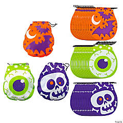 Small Halloween Drawstring Treat Bags