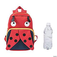 Small Ladybug Backpack