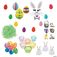 Small Office Easter Décor Kit