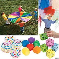 Small Parachute Kit