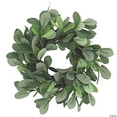 Small Silver Dollar Eucalyptus Wreath