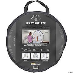 Small Spray Shelter-White 30