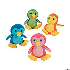 Small Stuffed Penguins