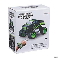 Smart Driving Monster Truck
