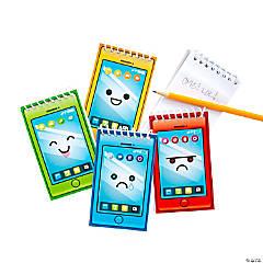 Smart Phone Spiral Notepads
