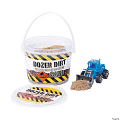 Smart Sand with Bucket & Construction Toys