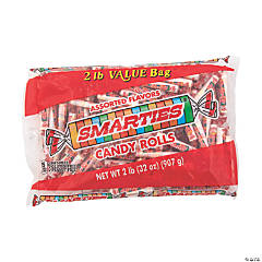 Smarties® Hard Candy Rolls