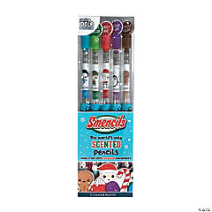 Smencils™ North Pole Scented Pencils