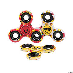 Smile Face Emoji Fidget Spinners
