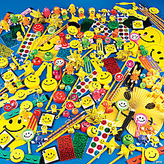 Smile Face Novelty Mega Assortment