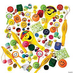 Smile Face Novelty Mega Assortment