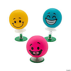 Smile Face Pop-Ups