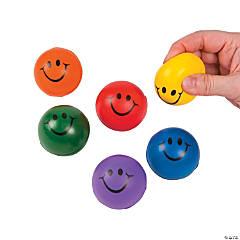 Smile Face Stress Balls