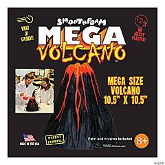 SmoothFoam Mega Volcano Kit-White