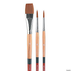 Snap! Paint Brush Set For Artists