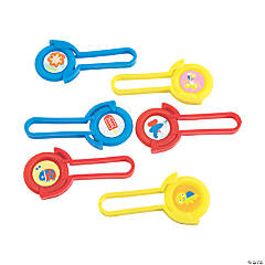 Snappy Spring Disc Shooters