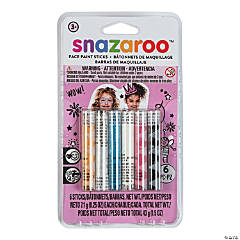 Snazaroo™ Girl's Face Paint Stick Set