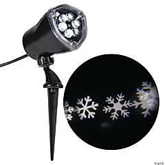 Snow Flurries Light Show Projector
