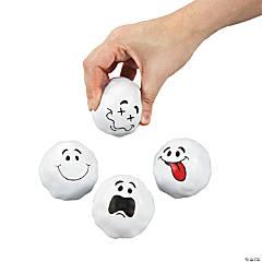 Snowball Stress Balls PDQ