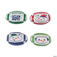 Snowman Chill Footballs