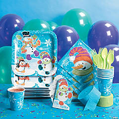 Snowman Party Supplies