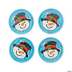 Snowman Pill Puzzles