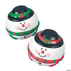 Snowman Stress Balls PDQ