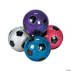 Soccer Ball Handball Assortment - 24 Pc.