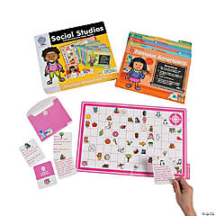 Social Studies File Folder Games: K-1
