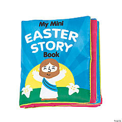 Soft Mini Easter Story Book