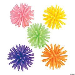 Soft Vinyl Mini Porcupine Balls
