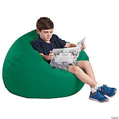 SoftScape Classic 26 in Junior Bean Bag - Green