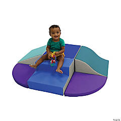 SoftScape Toddler Playtime All Around Climber - Contemporary/Purple