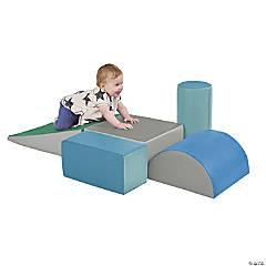 SoftZone® Climb and Crawl Play Set - Contemporary