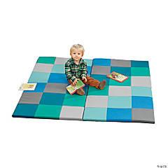 SoftZone® Patchwork Toddler Blocks - Primary