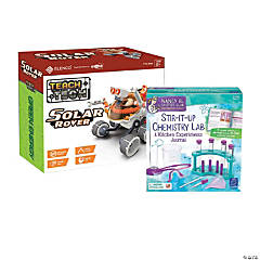Solar Power & Chemistry STEM Boredom Buster Kit